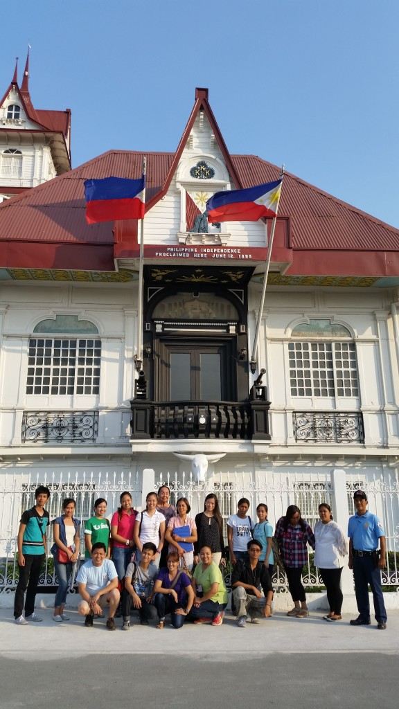 kawit aguinaldo shrine